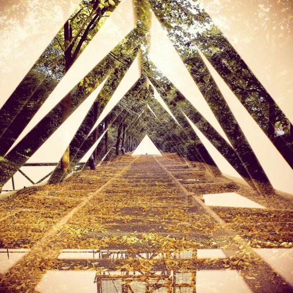 Dan Mountford:内在世界――绝妙的双重曝光