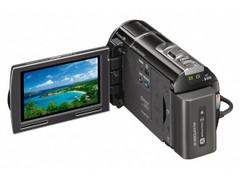高端投影DV 索尼数码摄像机PJ30E促销