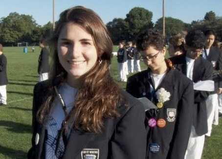 耶鲁大学意外身亡女生米歇尔