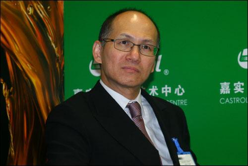 嘉实多中国区市场总监-高永德