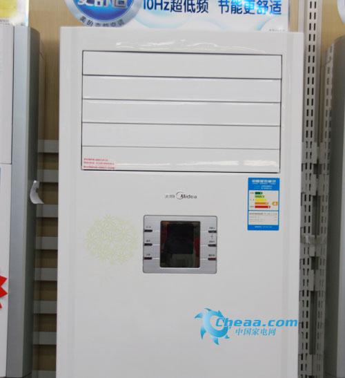 平价变频柜机推荐 美的银河H180大2P空调