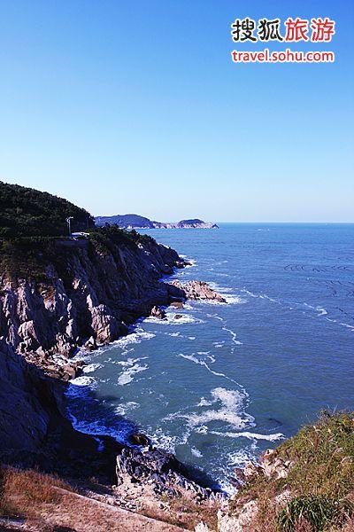 威海海边美景 图片来源:老敢图片(搜狐旅游)