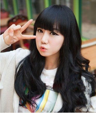 八款韩国装嫩发型 女人不得不爱(组图)图片