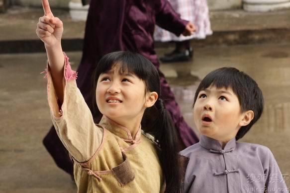 《天涯赤子心》小童星演技惊人。