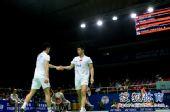 图文:[亚锦赛]风云2-0晋级 风云搭档
