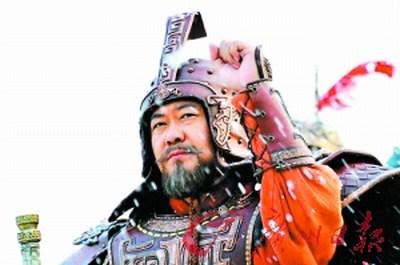 姜武不满自己出演的田忌戏份几乎被删光