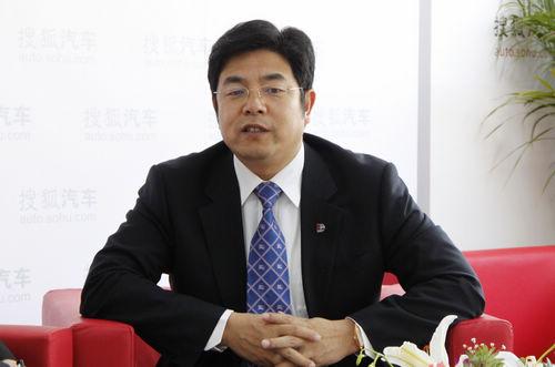 中冀斯巴鲁总经理李金勇接受搜狐汽车专访