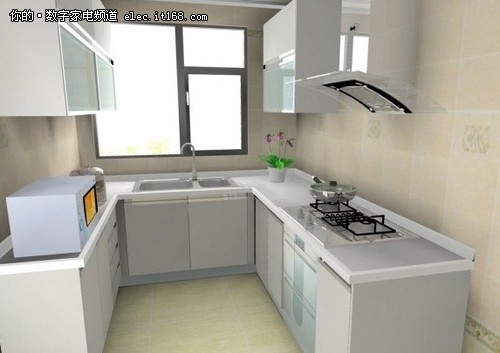 要实用更要艺术 51款多风格厨房装修图