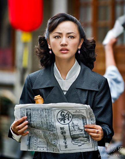 婚后幸福美满的罗海琼此番成功塑造《借枪》话题女裴艳玲备受好评
