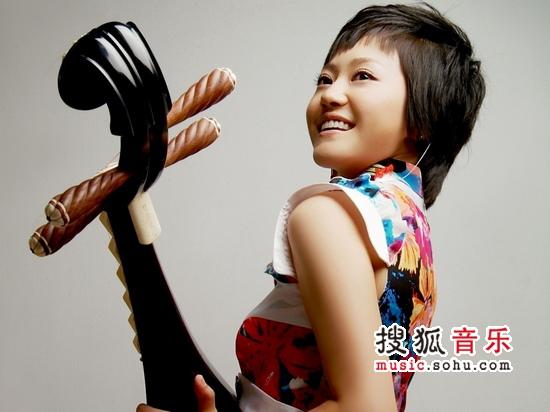 古韵新声美女演奏家于源春个人独奏音乐会