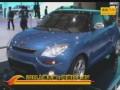 2011年上海车展新车视频 帝豪EC6-RV亮相