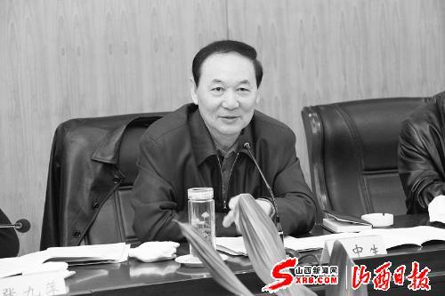 吕梁市委常委,副市长+张中生