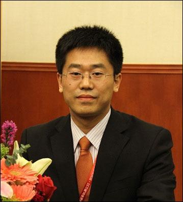 湖南纽曼数码科技有限公司副总裁吴广祥