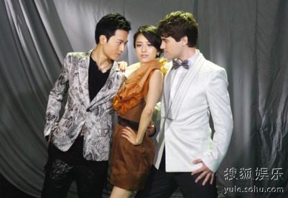 《舞动奇迹》茅子俊、佟丽娅、曹操