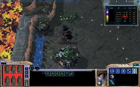 国服战网:星际争霸2精彩自定义地图推荐之2