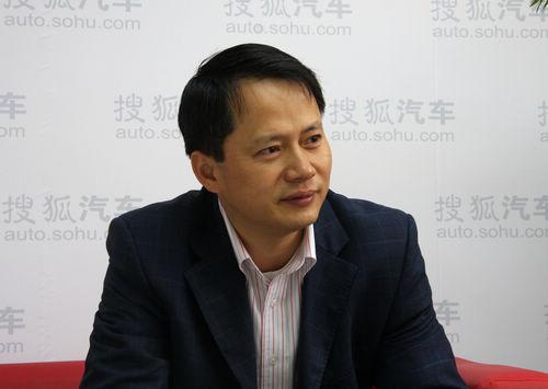 正通汽车首席投资官柳东雳
