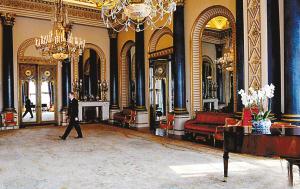 威廉王子婚礼举办地白金汉宫内部