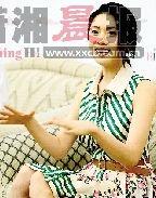 秋瓷炫爆自己是宅女 想恋爱男友国籍不论