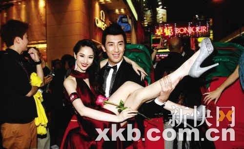 黄色小电影玉蒲团 视频_首部3D情色片《肉蒲团》上映 香港首开女性专场-搜狐娱乐