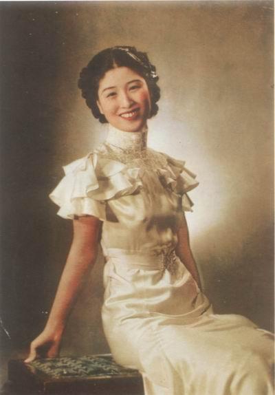 沪上名媛、国民党中统特工郑苹如,英勇就义时年仅23岁