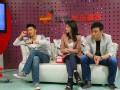 《青盲》于和伟 沙溢 王丽坤做客搜狐明星在线