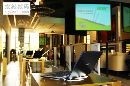 Acer新品发布会现场
