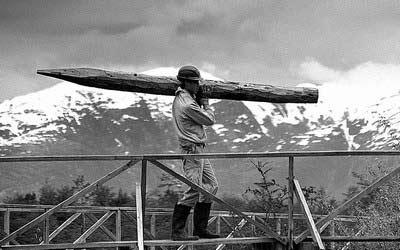 威廉王子曾在智利进行为期10周的探险活动