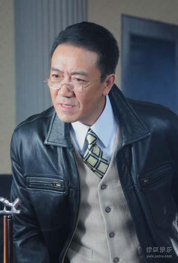 李幼斌的角色与以往的荧屏形象有些颠覆。