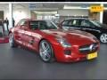 [视频看车]外观炫酷性能卓越奔驰SLS AMG