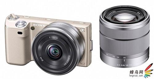 更多选择 索尼日本地区推出金色版NEX-5