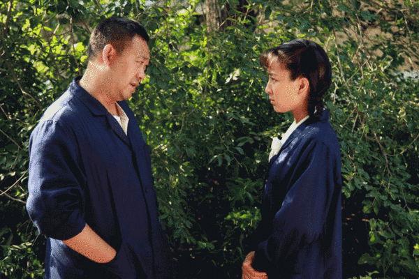 《女人如花》剧照:姜武和马苏