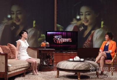 王丽坤与李静热聊拍戏经历