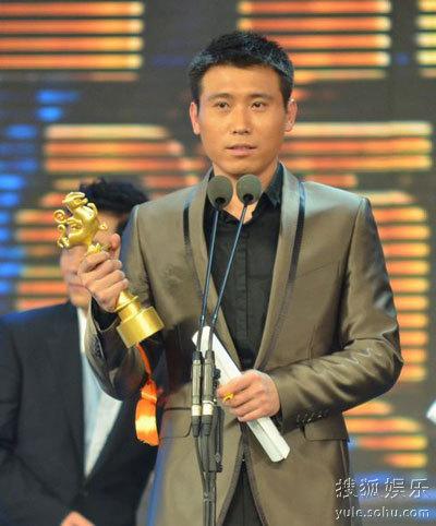 李乃文获得电视电影最佳男演员