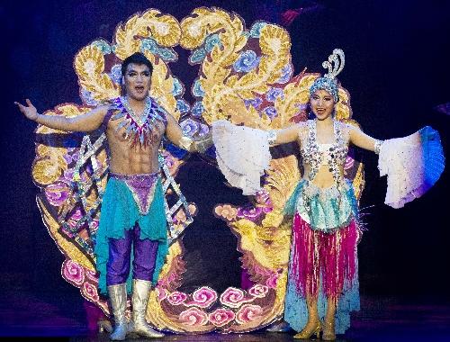 (国际)(2)大型多媒体梦幻歌舞音乐剧《火凤凰》在多伦多上演