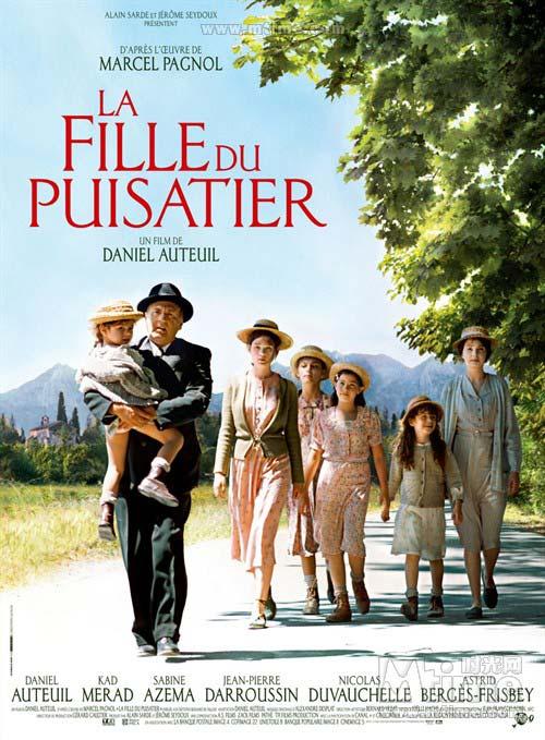 Córka studniarza / Fille du puisatier, La (2011) PL.DVDRip.XviD-Zet / Lektor PL+RMVB