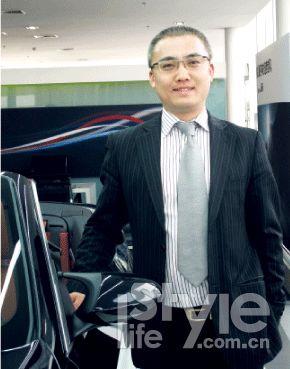 总经理专访--BMW M品牌看好北京市场专访北京BMW M中心总经理贾若冰先生