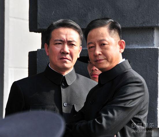 王志文、李幼斌两大老戏骨飚戏。