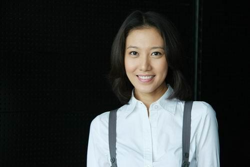 影视美女演员-高露近照(图文) - 凤英     - 甘肃礼县伊恋家纺内衣城