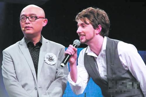 中国相亲节目的舞台