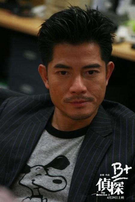郭富城拍摄《B+侦探》时曾遭遇意外