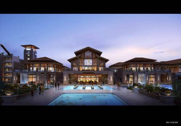 碧桂园与希尔顿全球酒店集团签署多家酒店项目管理合同(组图)