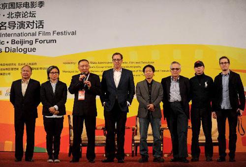 """(回应)""""电影节""""为中外电影合作牵线搭桥   """"本届北京国际电影季把图片"""
