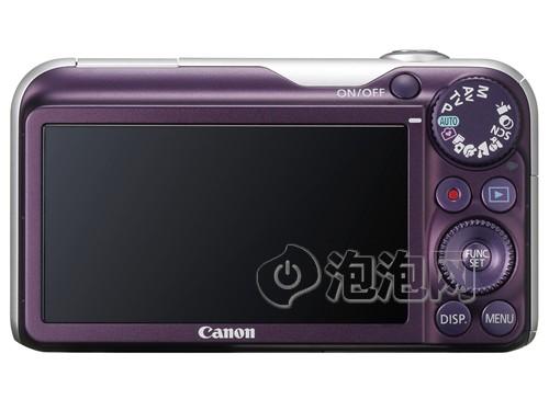 便携长焦相机 佳能SX220IS紫色款促销