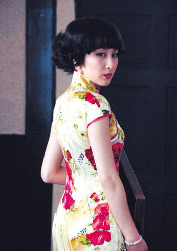 《旗袍》女主角马苏