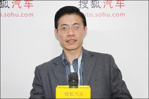 汽车品牌科技研究中心理事长 秦国