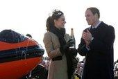 王子大婚过后 英国王室欲种植葡萄自酿香槟(图)