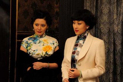 《旗袍》战斗升级 杨静对马苏打响婚姻保卫战
