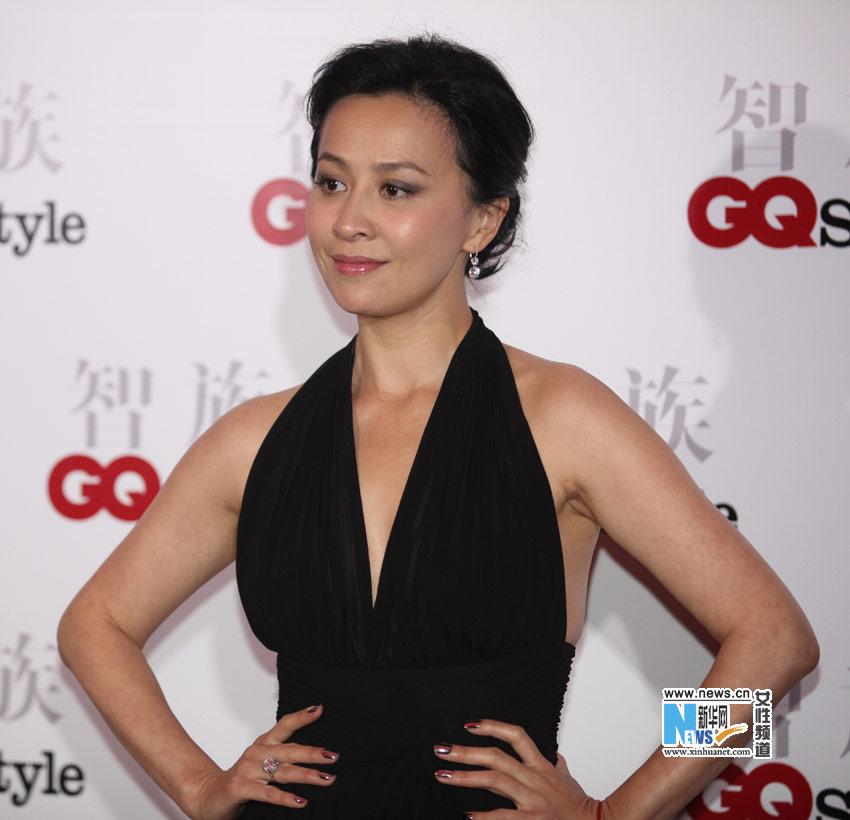 《智族GQ Style》杂志中国上市 红毯星光闪耀