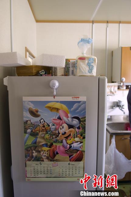 日本灾区首批简易住宅投入使用