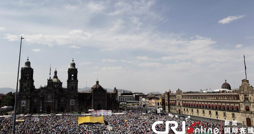 墨西哥地震_墨西哥城市人口